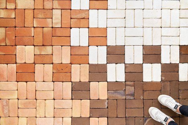Pavimentos para tu casa: baldosasd de barro cocido artesanales
