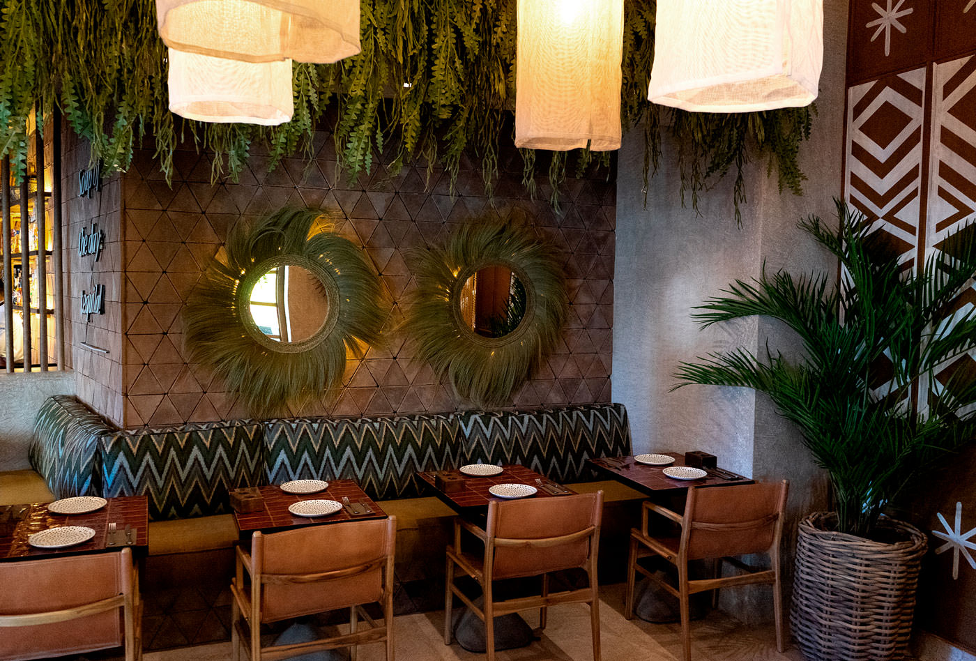 diseño de restaurantes y bares modernos