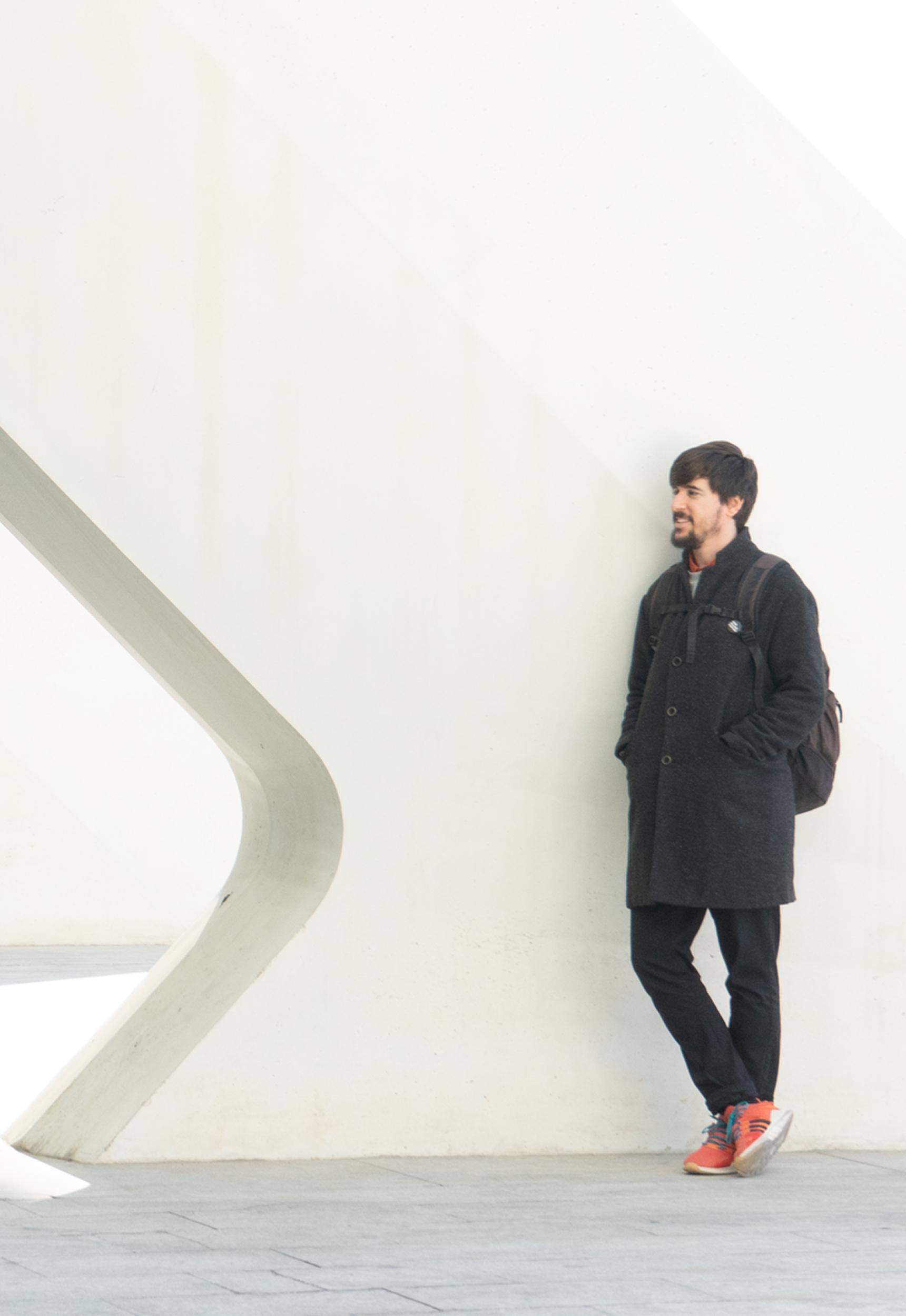 Carlos Jiménez, diseñador de Todobarro